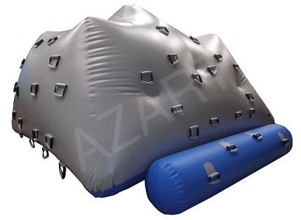 надувной айсберг, надувная скала, мини